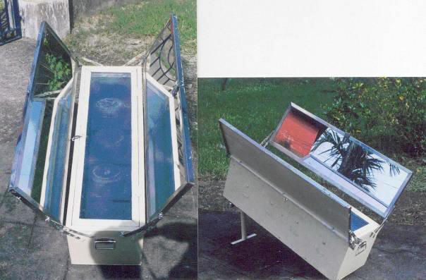 INCLINED BOX-TYPE SOLAR COOKER- A NEW DESIGN