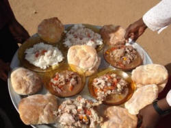 A solar meal in El Yousif, Sudan (photo: DPDO)