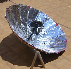 Solar Cooker Review March 2006