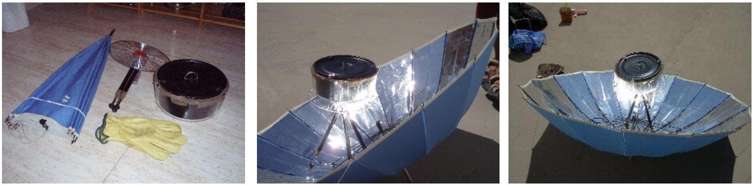 Солнечный рефлектор своими руками как собрать и изготовить