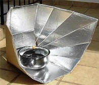 ... Thai, The Fun-Panel English, Spanish · panel cooker. The Solar Funnel Cooker